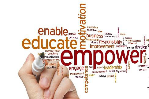 Empower or Enable