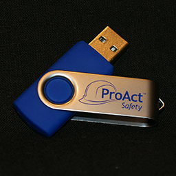8GB Swivel Flashdrive